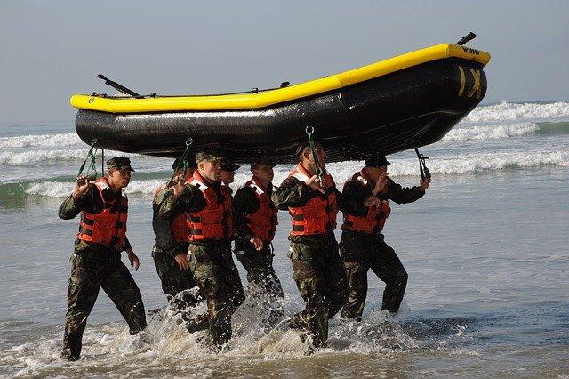 Teamwork - Teamentwicklung Spezialeinheit