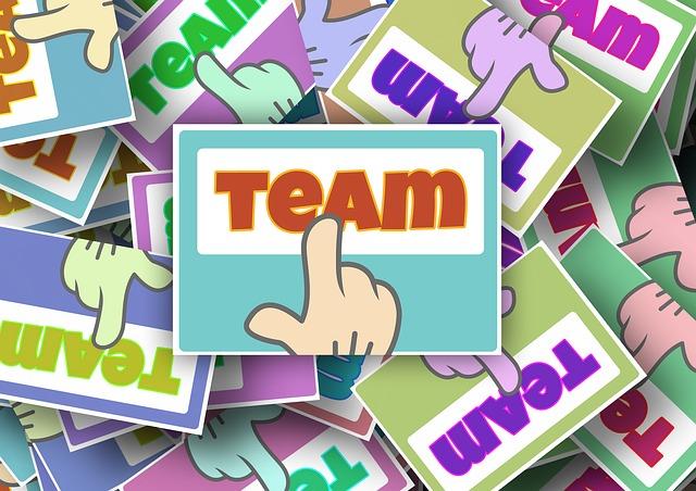 Teamleiter Aufgaben Bild